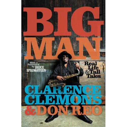Libro Clarence Clemons